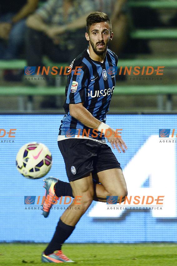 Marco D'Alessandro Atalanta <br /> Bergamo 02-08-2014 Stadio Atleti Azzurri d'Italia <br /> Calcio 2014/2015 Atalanta - Nantes <br /> Foto Daniele Buffa / Image/ Insidefoto