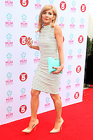 Michelle Collins arriving at the Tesco Mum Of The Year Awards 2014, at The Savoy, London. 23/02/2014 Picture by: Alexandra Glen / Featureflash