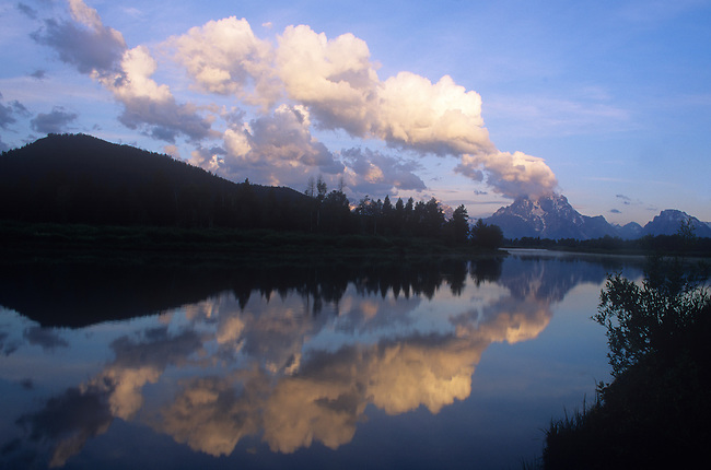 Sunrise, Snake River, Grand Teton National Park, Wyoming