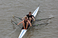 Crew: 139   YRK-HANCOCK    York City Rowing Club    Op J18 2x Inter <br /> <br /> Pairs Head 2017<br /> <br /> To purchase this photo, or to see pricing information for Prints and Downloads, click the blue 'Add to Cart' button at the top-right of the page.