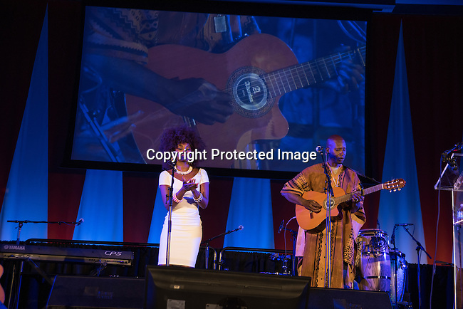 Special Event for World Humanitarian Day<br /> Performances by Juanes, Inna Modja and Cody Simpson<br /> Speakers:  The Secretary-General USG for Humanitarian Affairs Mr. Suroosh Avi, VICE Media<br /> Ms. Nina Elbagir, CNN<br /> Moderator: MS. Amy Robach, ABC