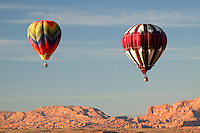Lake Powell Ballon Regatta, Page, Arizona