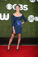 Annabelle Attanasio<br /> at the CBS, CW, Showtime Summer 2016 TCA Party, Pacific Design Center, West Hollywood, CA 08-10-16<br /> David Edwards/DailyCeleb.com 818-249-4998