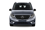 Car photography straight front view of a 2019 Mercedes Benz Metris Base 5 Door Combi