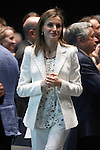 Queen Letizia of Spain, honorary president permanently from the Spanish Association Against Cancer (AECC) and the Scientific Foundation of this entity, presided over the commemoration of the World Day for Cancer Research. (ALTERPHOTOS/Acero)