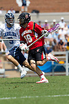 15 May 2011: Maryland lacrosse during a 13-6 win over the North Carolina Tar Heel at Fetzer Field in Chapel Hill, NC.