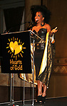Rhonda Ross - Hearts of Gold All That Glitters Ball celebrating 23 years of support to New York City's homeless mothers and their children on November 1, 2017 at Capitale, New York City, New York.  (Photo by Sue Coflin/Max Photo)