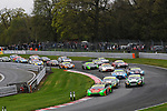 British GT : Oulton Park : 15/17 April 2017