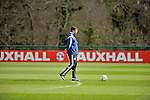 Wales Football Team Manager Chris Coleman during Wales football team training at the Vale Hotel and Resort in Cardiff today ahead of this weekend's game against Israel.<br /> Editorial use only