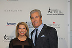 Tina & Terry Lundgren - The 11th Annual Skating with the Stars Gala - a benefit gala for Figure Skating in Harlem on April 11, 2016 on Park Avenue in New York City, New York with many Olympic Skaters and Celebrities. (Photo by Sue Coflin/Max Photos)