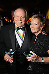 Tom and Susan Allman at the San Luis Salute in Galveston Friday  Feb. 08, 2013.(Dave Rossman/ For the Chronicle)