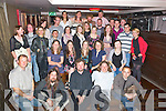 BYPASS: The Staff of End of Site,Tralee By Pass and Headland Archaeology held their end of the site party in The Abbey Inn on Thursday night...