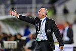 Australia Head Coach Graham Arnold gestures during the AFC Asian Cup UAE 2019 Round of 16 match between Australia (AUS) and Uzbekistan (UZB) at Khalifa Bin Zayed Stadium on 21 January 2019 in Al Ain, United Arab Emirates. Photo by Marcio Rodrigo Machado / Power Sport Images