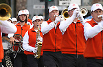 The Douglas High School marching band marches in the Nevada Day parade on Saturday, Oct. 30, 2010, in Carson City, Nev. .Photo by Cathleen Allison