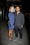 Kelly Ripa and Mark Consuelos at Andy Cohen Radio Show on Sirius also at Dream Hotel on Oct. 22, 2015. (Photo by Sue Coflin/Max Photos)