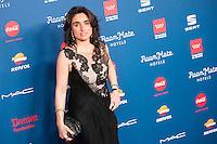 Paloma Segrelles attends to the photocall of the Gala Sida at Palacio de Cibeles in Madrid. November 21, 2016. (ALTERPHOTOS/Borja B.Hojas) //NORTEPHOTO.COM