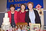 Noreen Roche, Noreen McEvoy and Anne Fitzmaurice representing the ICA last Sunday afternoon in Moyvane at the craft fair in the community centre.