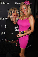 LOS ANGELES, CA, USA - MARCH 12: Betsey Johnson, Bridget Marquardt at the Style Fashion Week Los Angeles 2014 7th Season - Day 4 held at L.A. Live Event Deck on March 12, 2014 in Los Angeles, California, United States. (Photo by Xavier Collin/Celebrity Monitor)