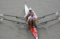 Crew: 419   BEB-MAUNSELL    Bewl Bridge Rowing Club    Op MasD/E 2x Champ <br /> <br /> Pairs Head 2017<br /> <br /> To purchase this photo, or to see pricing information for Prints and Downloads, click the blue 'Add to Cart' button at the top-right of the page.