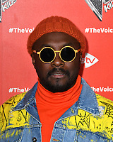 will.i.am attends photocall to launch The Voice Kids, new ITV series of the children's talent show, at The RSA, London on June 06, 2019.<br /> CAP/JOR<br /> ©JOR/Capital Pictures
