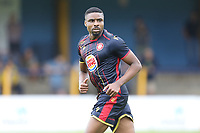 Jonathan Obika of Stevenage during St Albans City vs Stevenage, Friendly Match Football at Clarence Park on 13th July 2019