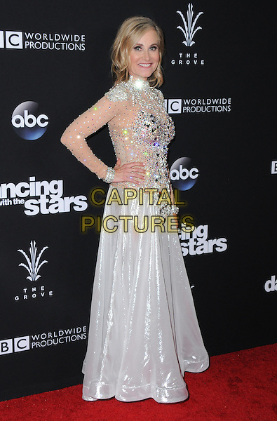 22 November 2016 - Los Angeles, California. Maureen McCormick. ABC's &quot;Dancing With The Stars&quot; Season 23 Finale held at The Grove. <br /> CAP/ADM/BT<br /> &copy;BT/ADM/Capital Pictures