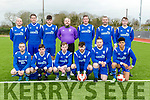 Killarney Athletic B at Mounthawk Park against Sporting Listowel