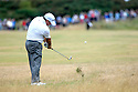 SOUTHPORT, ENGLAND - JULY 25:  Ian Woosnam of Wales in action during the first round of The Senior Open Championship played at Royal Birkdale Golf Club on July 25, 2013 in Southport, United Kingdom.  (Photo by Phil Inglis/Getty Images)