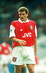 John Jenson of Arsenal - Premier League - Manchester City v Arsenal  - Maine Road Stadium - Manchester - England - 10th September 1995 - Picture Sportimage