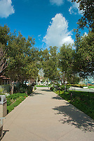 Ronald Reagan Presidential Library and Museum Freedom Path, Simi Valley California