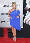 Aubrey O'Day at The Premiere Of DreamWorks & Paramount's Transformers 2: Revenge Of The Fallen held at The Mann's Village Theatre in Westwood, California on June 22,2009                                                                     Copyright 2009 DVS / RockinExposures