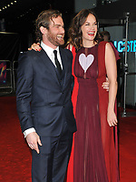 Mark Stanley and Ruth Wilson at the 61st BFI LFF &quot;Dark River&quot; European premiere, Odeon Leicester Square, Leicester Square, London, England, UK, on Saturday 07 October 2017.<br /> CAP/CAN<br /> &copy;CAN/Capital Pictures