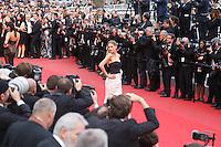 Doutzen Kroes  <br /> Festival del Cinema di Cannes 2015<br /> Foto Panoramic / Insidefoto