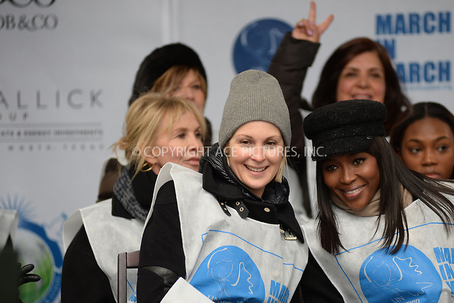 WWW.ACEPIXS.COM <br /> March 7, 2014 New York City<br /> <br /> Kelly Rutherford and Naomi Campbell at the UN Women for Peace &quot;March in March 2014&quot; to end violence against women on March 7, 2014<br /> <br /> <br /> <br /> Please byline: Kristin Callahan  <br /> <br /> ACEPIXS.COM<br /> Ace Pictures, Inc<br /> tel: (212) 243 8787 or (646) 769 0430<br /> e-mail: info@acepixs.com<br /> web: http://www.acepixs.com