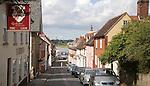 Historic buildings in Manningtree, Essex, England