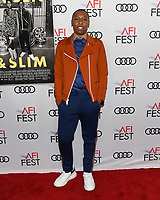 """14 November 2019 - Hollywood, California - Lena Waithe. AFI FEST 2019 Presented By Audi – """"Queen & Slim"""" Premiere held at TCL Chinese Theatre. Photo Credit: Billy Bennight/AdMedia"""