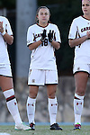 21 November 2014: South Carolina's Stevi Parker. The University of South Carolina Gamecocks played the Seattle University Redhawks at Fetzer Field in Chapel Hill, NC in a 2014 NCAA Division I Women's Soccer Tournament Second Round match. South Carolina advanced by winning the Penalty Shootout 2-1 after the game ended in a 0-0 tie after double overtime.