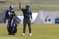 Yusaku Miyazato (JPN) on the 6th hole during Thursday's Round 1 of the Dubai Duty Free Irish Open 2019, held at Lahinch Golf Club, Lahinch, Ireland. 4th July 2019.<br /> Picture: Eoin Clarke | Golffile<br /> <br /> <br /> All photos usage must carry mandatory copyright credit (© Golffile | Eoin Clarke)