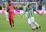 Atlético Nacional venció como local 2-1 a Patriotas. Fecha 18 Liga Águila II-2016.