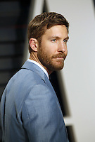 www.acepixs.com<br /> <br /> February 26 2017, LA<br /> <br /> Calvin Harris arriving at the Vanity Fair Oscar Party at the Wallis Annenberg Center for the Performing Arts on February 26 2017 in Beverly Hills, Los Angeles<br /> <br /> By Line: Famous/ACE Pictures<br /> <br /> <br /> ACE Pictures Inc<br /> Tel: 6467670430<br /> Email: info@acepixs.com<br /> www.acepixs.com
