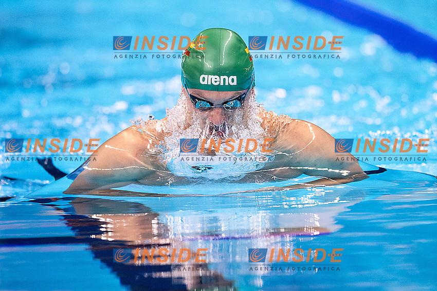 Titenis Giedrius LTU<br /> 200 breaststroke men<br /> Rio de Janeiro XXXI Olympic Games <br /> Olympic Aquatics Stadium <br /> Swimming heats 09/08/2016<br /> Photo Giorgio Scala/Deepbluemedia/Insidefoto