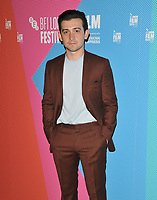 "LONDON, ENGLAND - OCTOBER 08: Craig Roberts at the BFI London Film Festival ""Eternal Beauty"" Dare screening, BFI Southbank, Belvedere Road on Tuesday 08 October 2019 in London, England, UK. <br /> CAP/CAN<br /> ©CAN/Capital Pictures"