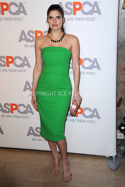 WWW.ACEPIXS.COM<br /> April 9, 2015 New York City<br /> <br /> Lake Bell attending the 18th Annual ASPCA Bergh Ball at the Plaza Hotel on April 9, 2015 in New York City.<br /> <br /> Please byline: Kristin Callahan/AcePictures<br /> <br /> ACEPIXS.COM<br /> <br /> Tel: (646) 769 0430<br /> e-mail: info@acepixs.com<br /> web: http://www.acepixs.com