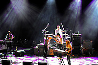 Rilo Kiley singer Jenny Lewis performs with her LA based band at New York City  rock venue Terminal 5. (June 2, 08)