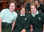 Anna Rooney, Leah Gibney and Shannon Heasley at the Poetry Reading for Kids in Drogheda Library...Photo NEWSFILE/Jenny Matthews.(Photo credit should read Jenny Matthews/NEWSFILE)....This Picture has been sent you under the condtions enclosed by:.Newsfile Ltd..The Studio,.Millmount Abbey,.Drogheda,.Co Meath..Ireland..Tel: +353(0)41-9871240.Fax: +353(0)41-9871260.GSM: +353(0)86-2500958.email: pictures@newsfile.ie.www.newsfile.ie.FTP: 193.120.102.198.