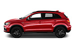 Car driver side profile view of a 2019 Mitsubishi ASX Black Collection 5 Door SUV