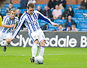KILMARNOCK'S PAUL HEFFERNAN SCORES KILLIE'S FIRST FROM THE PENALTY SPOT