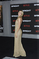 www.acepixs.com<br /> <br /> December 15 2017, London<br /> <br /> Dawn Olivieri arriving at the European premiere of  'Bright' on December 15, 2017 at the BFI Southbank, in London.<br /> <br /> By Line: Famous/ACE Pictures<br /> <br /> <br /> ACE Pictures Inc<br /> Tel: 6467670430<br /> Email: info@acepixs.com<br /> www.acepixs.com