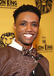 L. Steven Taylor attends the 20th Anniversary Performance of 'The Lion King' on Broadway After Party at The Minskoff Theatre on November 5, 2017 in New York City.