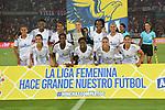Independiente Medellí venció 2-1 (2-3 en el global) a América de Cali. América de Cali campeón de la Liga Femenina 2019.